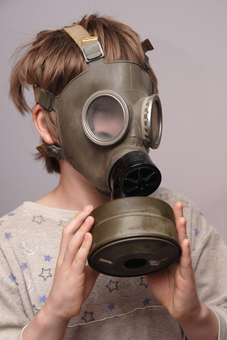 boy with gas mask large