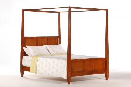 laurel bed queen cherry.jpg