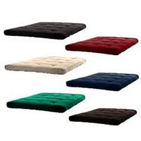 futon mattress colors