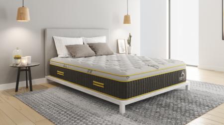 mango 12 inch bedroom rendering
